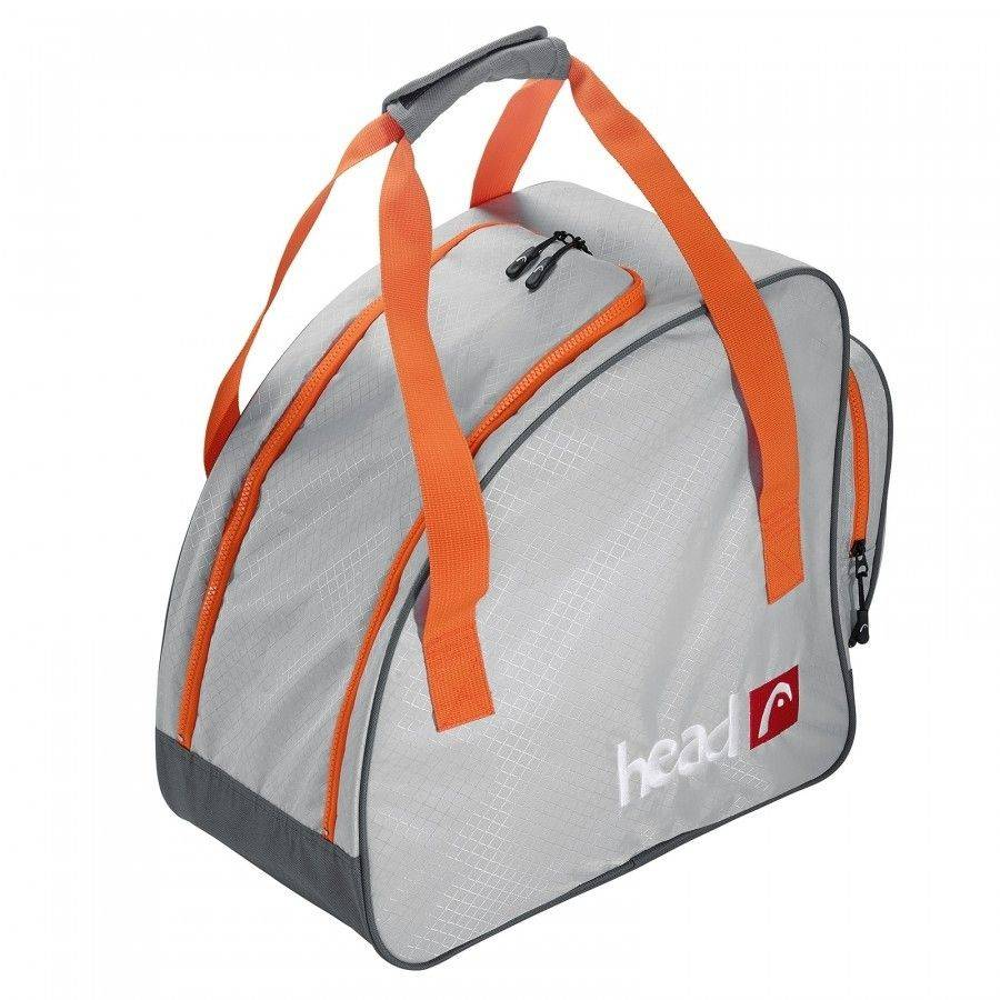 Сумка для ботинок Head Freeride Boot Bag Grey-Orange 42L